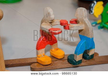Vintage toys for modern kids