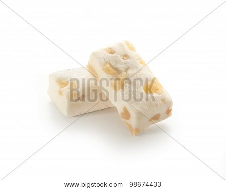 Nougat With Peanut And Dried Fruit