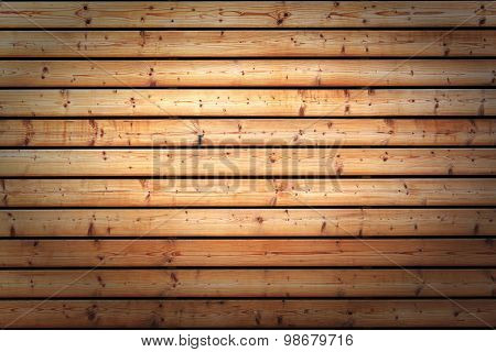 Background Texture Of Knotty Wooden Boards