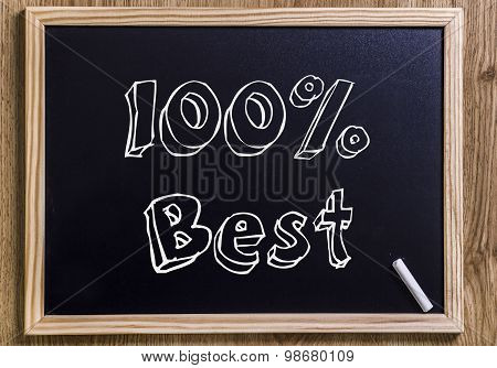 100% Best