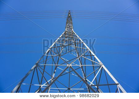 Profile Of Electric Tower