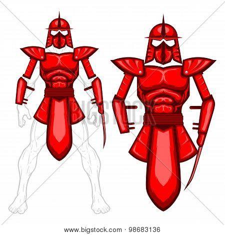 Armor Template