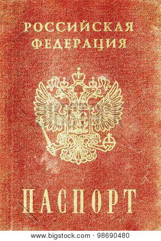 Russian Passport.
