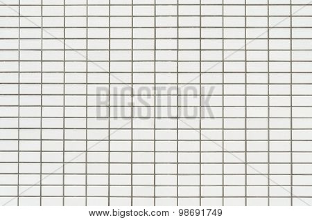 Abstract Background From The White Tile Wall