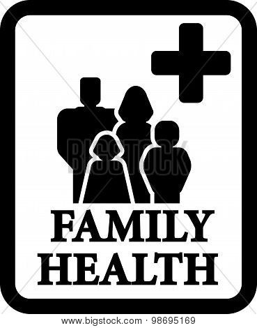 family health sign
