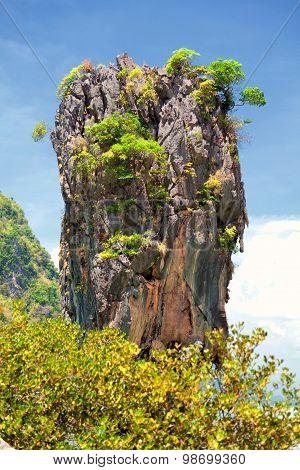 James Bond Island, Thailand