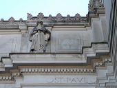 Architectural Detail Of Saint Paul