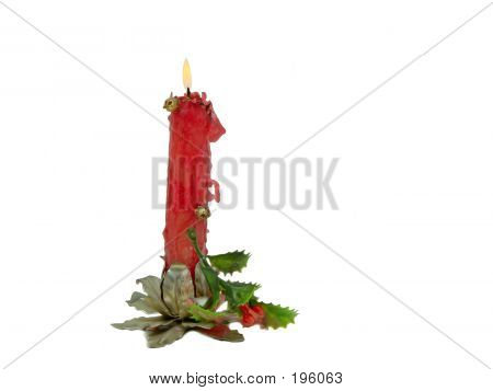 Candle Of Christmas