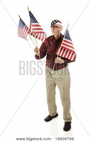 Senior Flag-man
