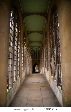 Bridge Of Sighs, King'S College, Cambridge