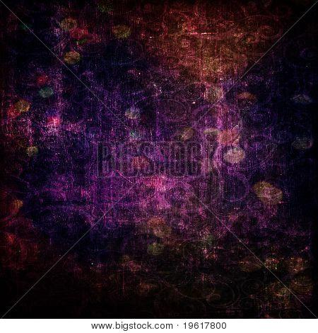 Orb Grunge Texture