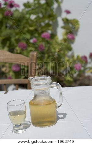 Carafe Of House Wine