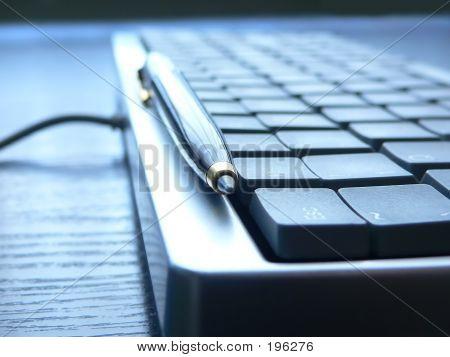 Tastatur closeup