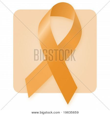 Awareness Ribbon - Orange