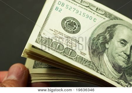 cash count #1