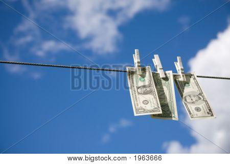 Money On The Line.