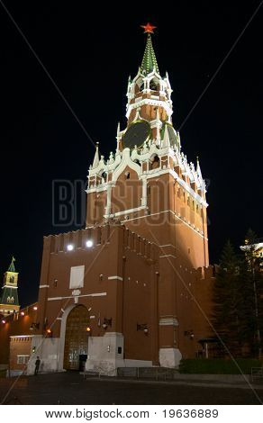 Moscow Kremlin (main tower)