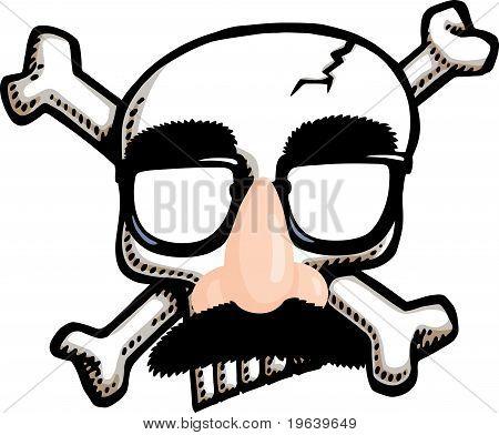 Disquise Skull