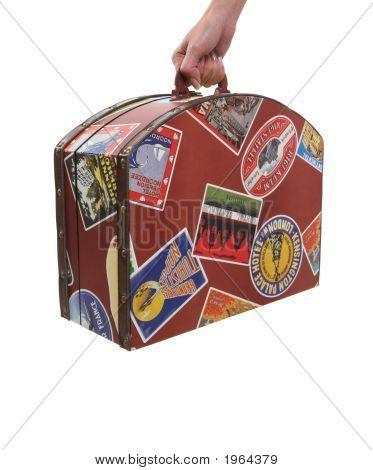 World Travelers Suitcase