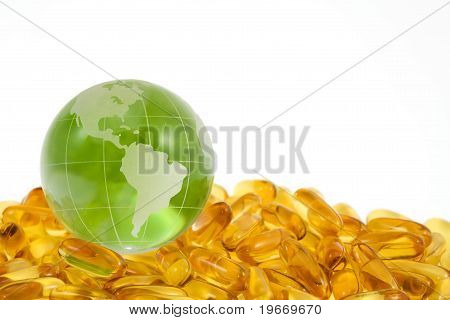 Omega 3 For World