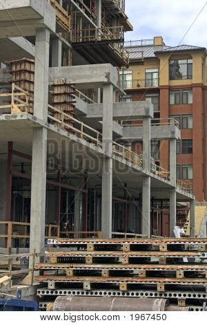 Construction And Apartments