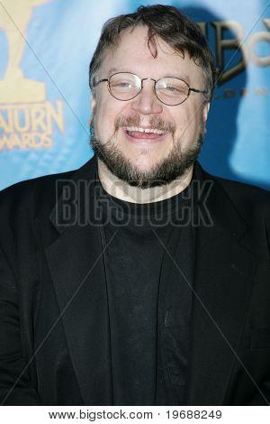UNIVERSAL CITY, CA - JUNE 24: Director Guillermo Del Toro attends the 34th Annual Saturn Awards at the Hilton Hotel June 24, 2008 in Universal City, California.