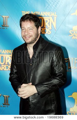 UNIVERSAL CITY, CA - JUNE 24: Comedian Jeffrey Ross attends the 34th Annual Saturn Awards at the Hilton Hotel June 24, 2008 in Universal City, California.