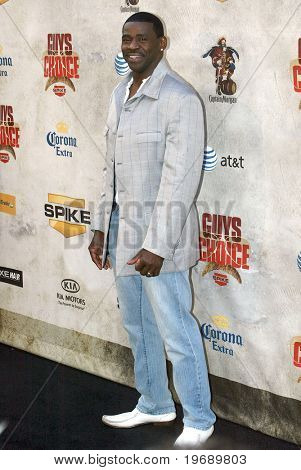 CULVER CITY, CA - JUNE 5: Michael Irving arrives at the 4th annual Spike TV's