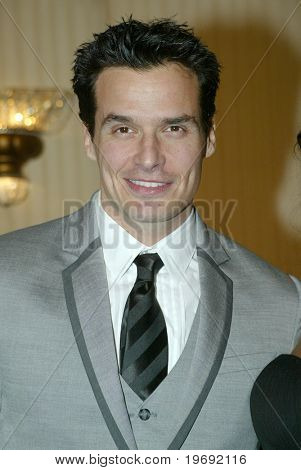 BEVERLY HILLS - FEB. 27: Antonio Sabato Jr. arrives at the Norby Walters 21st Annual Night of 100 Stars Oscar Viewing Party & Gala on Feb. 27, 2011 at the Beverly Hills Hotel in Beverly Hills, CA.