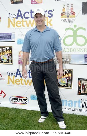 TARZANA, CA - APRIL 18: Patrick Warburton arrives at the 8th annual