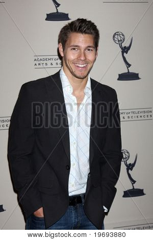 BEVERLY HILLS - JUN 24:  Scott Clifton arrives at the TV Academy's reception for the 2010 Daytime Emmy Awards Nominees SLS Hotel on June 24, 2010 in Beverly Hills, CA