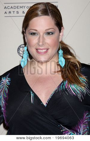 BEVERLY HILLS - JUN 24:  Carnie WIlson arrives at the TV Academy reception for the 2010 Daytime Emmy Awards Nominees SLS Hotel on June 24, 2010 in Beverly Hills, CA