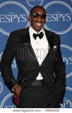 LOS ANGELES - JUL 14:  Amar'e Stoudemire  in the Press Room of the 2010 ESPY Awards at Nokia Theater - LA Live on July14, 2010 in Los Angeles, CA