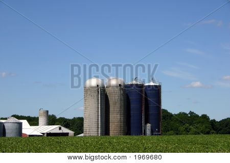 New Jersey Farm - Outbuildings