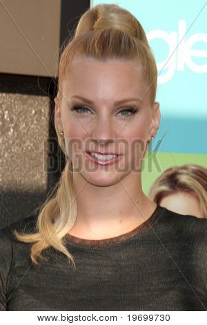 LOS ANGELES - JUL 27:  Heather Morris arrives at Fox's