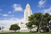 stock photo of nebraska  - Lincoln Nebraska  - JPG