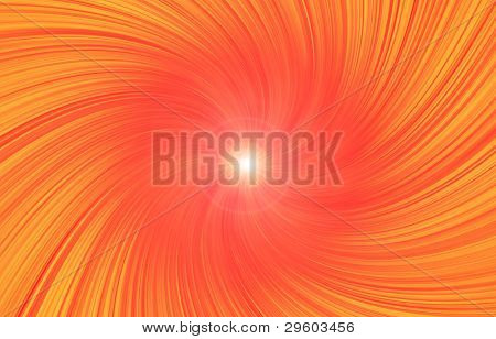 abstract background radiant fiery outburst
