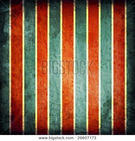 Striped background with some stains on it
