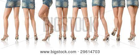 Women's Leg