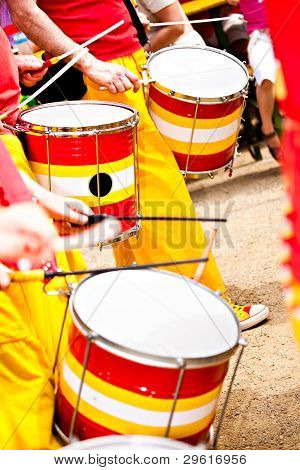 Szenen von Samba