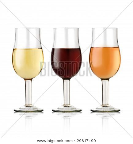 3 Glass Of Wine