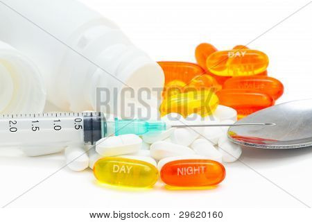 Aspirin day and night