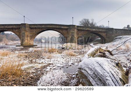 Frosty Tyne
