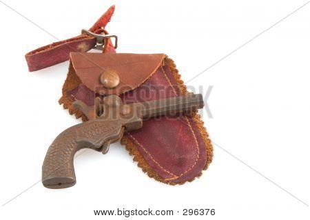 Toy Pistol 0201stk