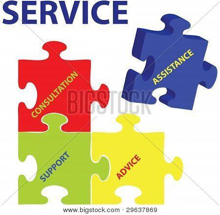 Dienst-Vektor