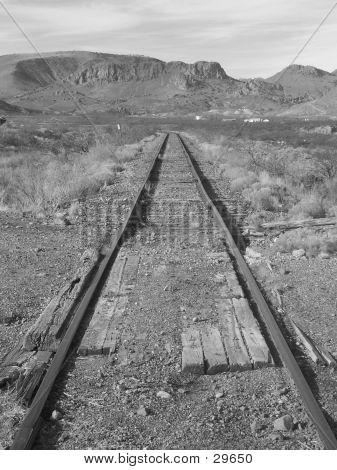 Abandon Rail Line