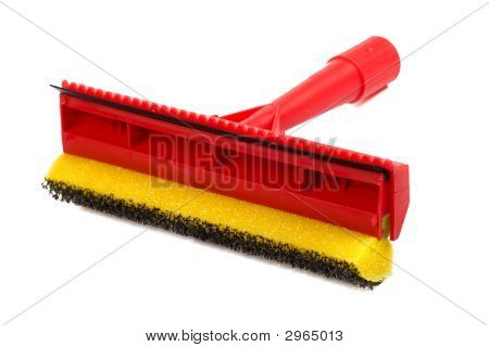 Mop With Scraper