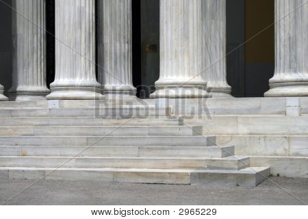 Steps And Columns