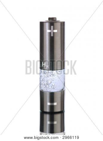 Hydrogen Aa (R6) Battery