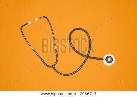 Stethoskop.